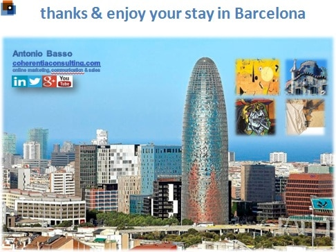enjoy Barcelona, coherentia consulting