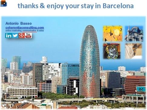 enjoy Barcelona, coherentia consulting