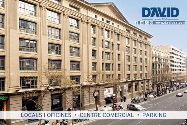 marketing online para inmobiliarias, edificio david barcelona