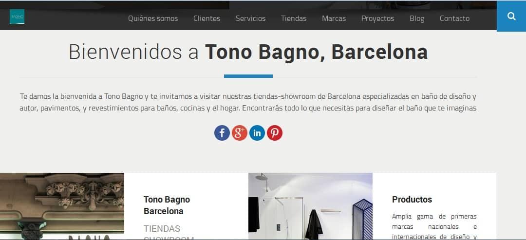 web Tono Bagno