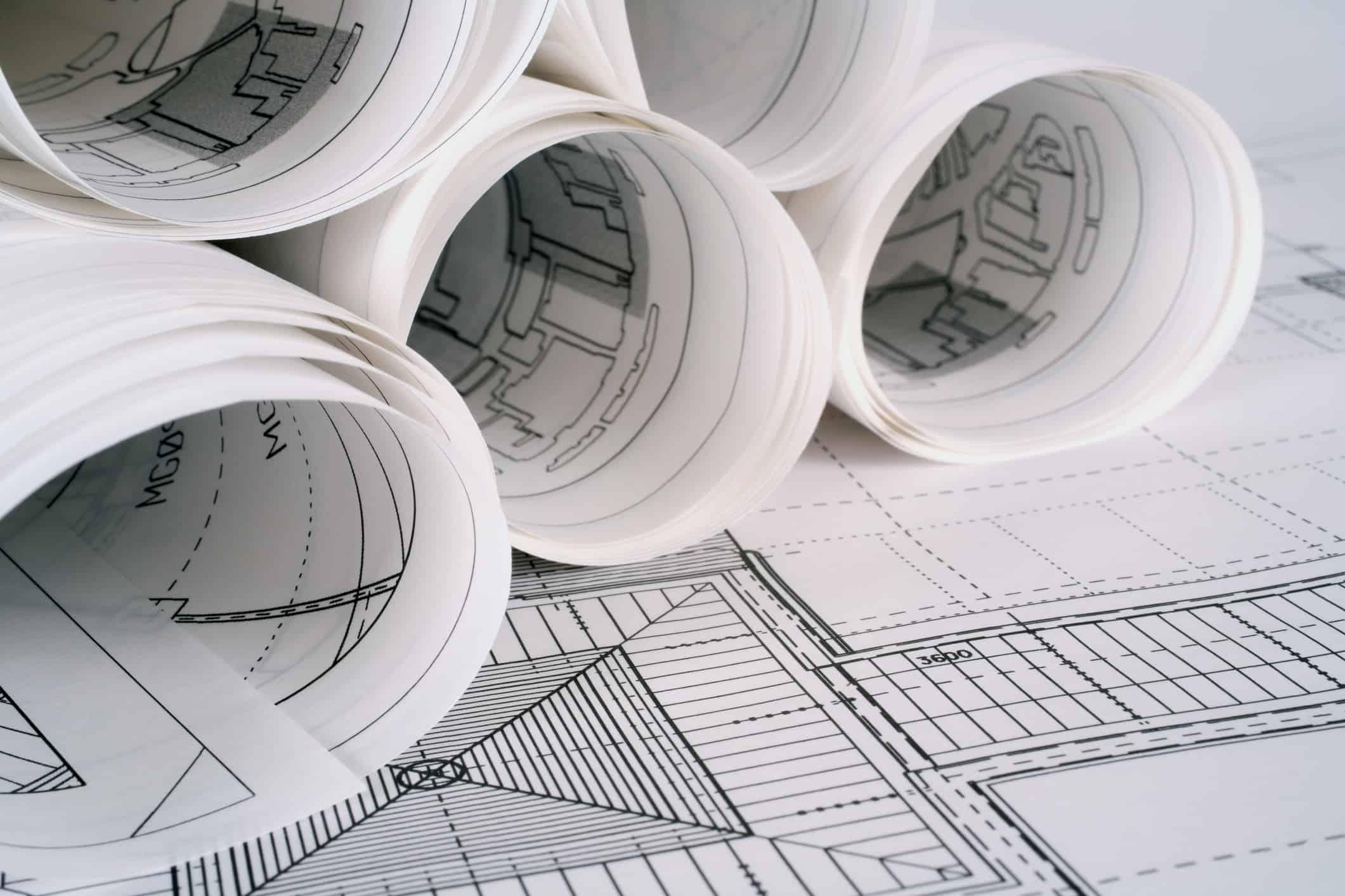 Planos arquitecto