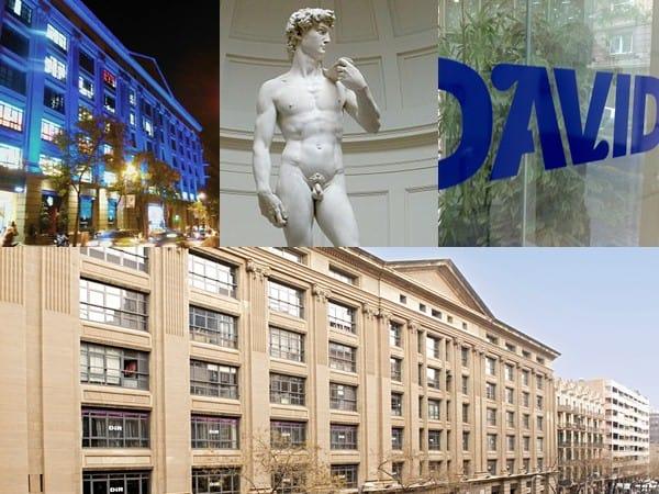 Collage Edificio David1