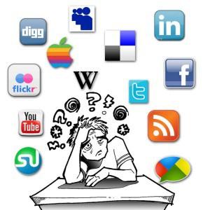que redes sociales utilizar