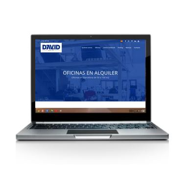 marketing online para empresas barcelona, edificio david1
