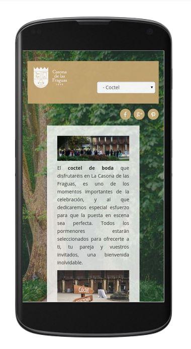 marketing digital empresas barcelona, casona de las fraguas