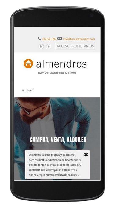 marketing online empresa barcelona, almendros