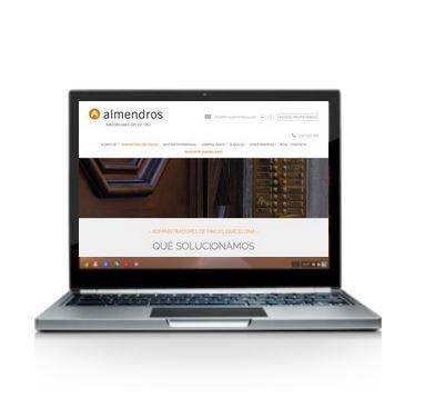 marketing online empresas barcelona, fincas almendros