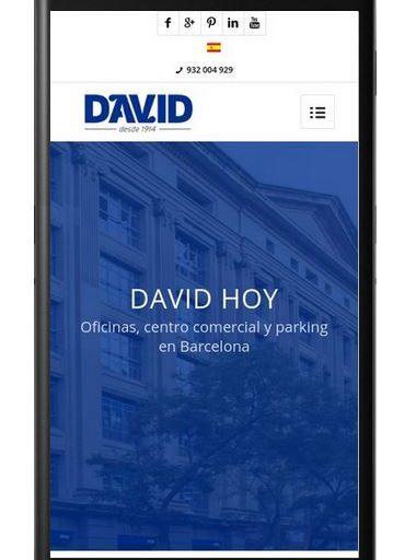 Marketing online para inmobiliarias. El Caso de Éxito del Edificio David de Barcelona
