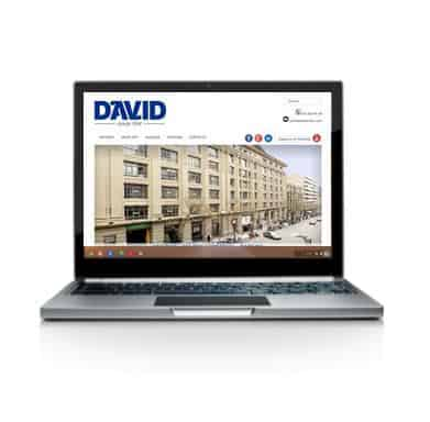 marketing online para empresas barcelona, edificio david